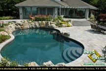 Patios by Deck and Patio Company / Patios designed and built by Deck and Patio Company in Huntington Station New York
