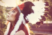 MASHA / god I love her style http://glamour-rock.blogspot.com/