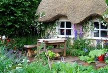 Gorgeous Gardens / gardens to be jealous of!