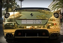 carros espetaculares / by cynthia goulart