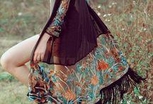 Annika Jane Inspiration / Inspiration for my modern country fashion label, 'Annika Jane'