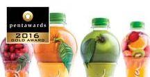 Beverages - Pentawards - Packaging Design / Pentawards winners in the Beverages categories