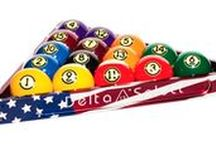 Pool Tables & Billiards / All about Pool and Billiards... People, Products and More!