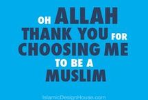 Islamic & Inspirational Quotes / Quotes from Quran, islamc and inspiration.