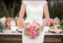 Bridal Bouquets / Enjoy the pictures of our beautiful, customized bridal bouquets