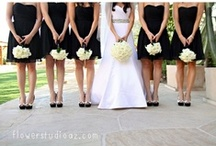 Bridesmaids Bouquets / Enjoy the pictures of our beautiful bridesmaids bouquets