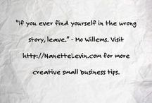 small business / Great small business marketing, writing, sales and resource finds.