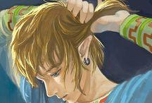 Legend of Zelda / by Dasha Chalenko