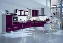 cuisine et couleur
