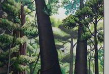 Murals / Murals painted by Ellen