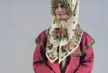 Русский костюм - история и современность