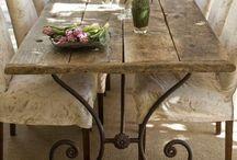Kitchen dinning room / by Pamela Vicente