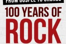 The Genealogy of Rock / The history of rock music is pretty interesting. Everyone knows that its roots lie in genres like Gospel, but what about all the other genres?