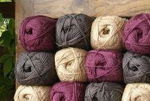 Nasze włóczki - our yarn