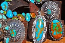 Turquoise Addiction / Gems of the Southwest / by Doctor Sturdevant