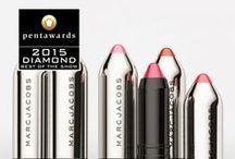 Perfumes and Cosmetics - Pentawards - Packaging Design / Pentawards winners in the Perfumes and Cosmetics categories
