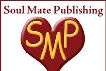 Soul Mate Publishing Book Covers / Fellow SMP Author Books