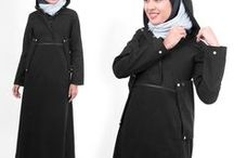 Winter Comfort Abayas & Jilbabs / Embrace coziness and comfortness with a variety of winter abayas and jilbabs. Try them and beat the cold.