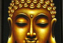 Buddha ⛩ / I love Buddha´s pictures, in general I love religious art.