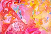 Abstract  Art / A wide range of beautiful abstract paintings...