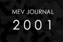 JOURNAL 2001