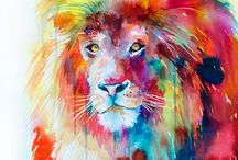 Animal  Art / Nice artwork with lovelys animals