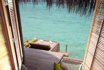 Perfect Vacations / Great places to rest and enjoy life...il dolce far niente...