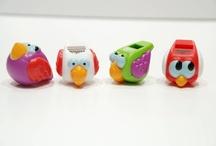 PRIMES ENFANTS / Petits jouets promotionnels qui sortent des sentiers battus