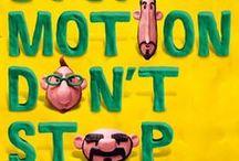 Stop Motion / En este tablero añadiremos nuestros vídeos estilo Stop Motion, los que encontremos en la RED y los que hagamos nosotros.
