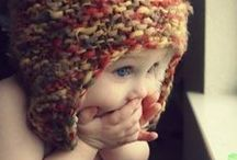 Baby's simplicity / Heart is a fertile place. Anything planted in it will grow whether it's love or hate.