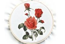 Cross Stitch, Embroidery, Needlework / PDF patterns original and vintage