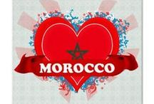 I LOVE Morocco I / by Rose Mayour