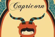 Capricorn / Capricorn Astrology