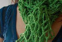Foulards - Crochet