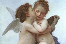 Cherubs and Angels / by Rose