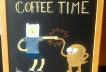 Coffee Time / by Rose