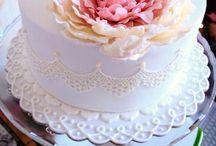 My cake / Work