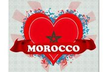 I LOVE Morocco IV / by Rose Mayour