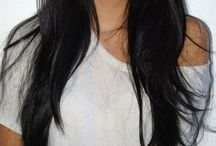 hair ideas / Beautiful hair colours and cuts/trends