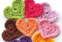 St-Valentin - Crochet