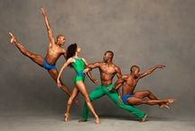 Dance in the African Diaspora / Dancers of African Descent
