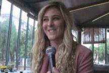 Elena Ballerini, star della Tv con la Liguria nel cuore