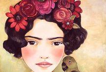 Frida / Frida's Art and Art with Frida