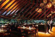 Australian Restaurants & Bars / Follow NEOZ Cordless Lamp to some some of the best restaurants & bars in Australia