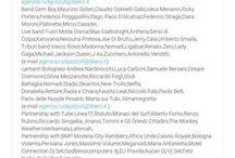 Agency MadeinBologna email-agenzia.rudypizzuti@libero.it /  Cabarettisti Giovanni Cacioppo,Duilio Pizzocchi, Giuseppe Giacobazzi,Gemelli Ruggeri,Malandrino Veronica,Stefano Nosei,Paolo Cevoli,Gem Boy Bikini,Enzo e Ramon, Marco Dondarini,Gigi e Andrea,Vito,Ceffo,Zap,Massimo Morselli,Sergio Sgrilli,Paolo Migone,Gianni Fantoni,Carlo Frisi,Rocco il Gigolò,Bred e Pitt, Carlo Bianchessi,Roberto De Marchi,Duilio Martina, Massimo Costa,Gaetano Gennai,e-mail agenzia.rudypizzuti@libero.it