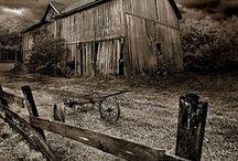 spooky places