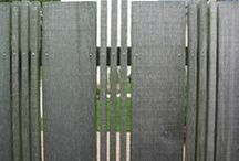 Fences   ASBESTOS