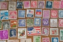 Stamps for Crafts / Cool postage  stamps  for crafts and  DIY projects