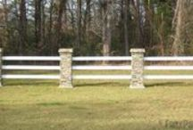 Fences | PILLARS