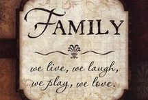 Family Quotes ♥ / Need a little family inspiration? Take a scroll through these family quotes to inspire you towards building family connections.